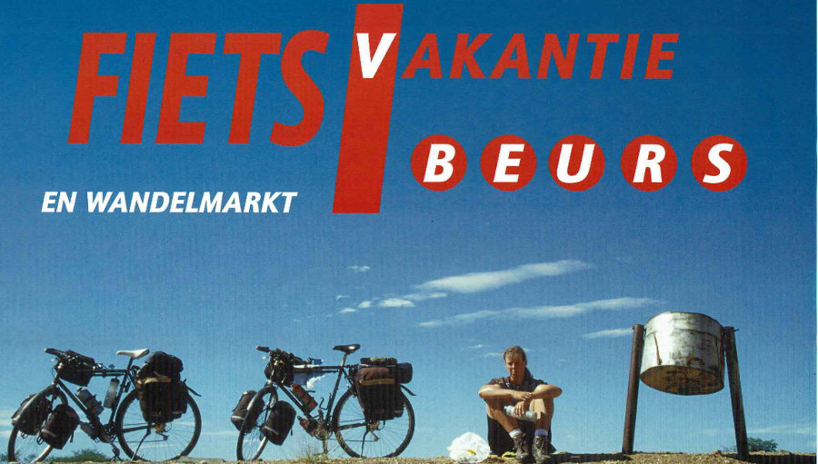 Fietsvakantiebeurs en Wandelmarkt. The very first edition.
